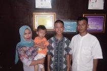 ANAK PENJAGA KANTOR,  AKHIRNYA MEWAKILI  INDONESIA DI AJANG LOMBA MATEMATIKA INTERNASIONAL