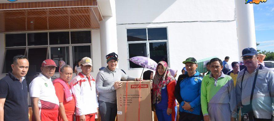 SENAM SEHAT HUT KE- 47 KORPRI TAHUN 2018