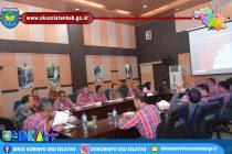 SOSIALISASI PELAYANAN ADMINISTRASI TERPADU KECAMATAN (PATEN)  KABUPATEN OKU SELATAN TAHUN 2018
