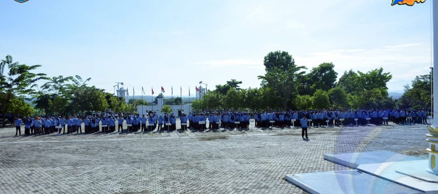 UPACARA PERINGATAN HARI BELA NEGARA TAHUN 2018