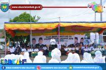 UPACARA PERINGATAN HARI AMAL BAKTI KE-73 KEMENTERIAN AGAMA REPUBLIK INDONESIA TAHUN 2019 DI KABUPATEN OKU SELATAN