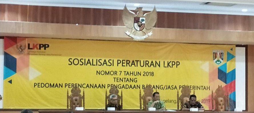 LPSE OKU SELATAN BERHASIL KANTONGI 12 STANDAR DARI 17 STANDAR YG WAJIB DIPENUHI OLEH LPSE SELURUH INDONESIA