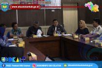 FOCUS GROUP DISCUSSION  TUJUAN PEMBANGUNAN BERKELANJUTAN SDGs KABUPATEN OKU SELATAN TAHUN 2019