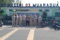 PEMBAGIAN 400 MASKER SECARA GRATIS KEPADA MASYARAKAT.